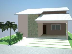 10 Fachadas de casas modernas y simples (8)