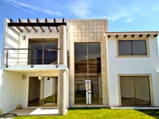 July 2015 fachadas de casas modernas for Casas modernas 2015