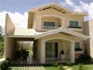 12 Hermosas y modernas fachadas de casas con balcón (5)