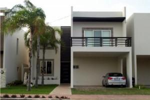 11 Fachadas de casas modernas con garaje (1)