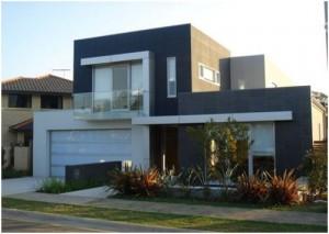 11 Fachadas de casas modernas con garaje (5)
