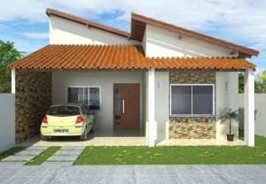 11 Fachadas de casas modernas con garaje (9)