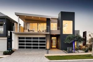 12 Fachadas de casas modernas con terraza (8)