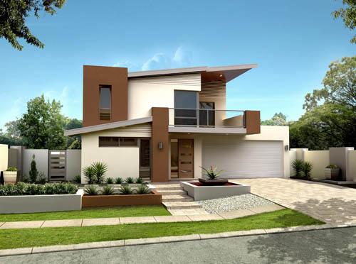 Casas fachadas modernas imagui - Fachadas casas rusticas modernas ...
