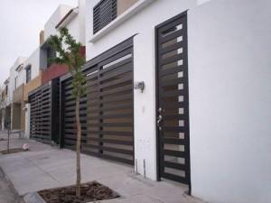 11 Fachadas de casas modernas con herrería (1)