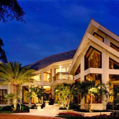 Fachadas de casas modernas ideas de fachadas planos - Casas rusticas de lujo ...