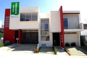 11 Interesantes fachadas de casas modernas con cantera (10)