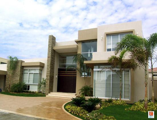 9 fachadas de casas modernas en puerto rico fachadas de for Fotos fachadas casas modernas puerto rico