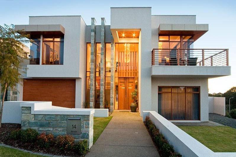 10 Fachadas De Casas Modernas De 3 Niveles Fachadas De
