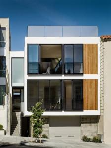 10 Fachadas de casas modernas de 3 niveles (3)