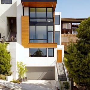 10 Fachadas de casas modernas de 3 niveles (8)