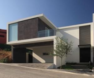 10 Fachadas de casas modernas residenciales (1)