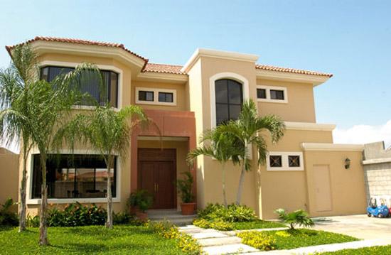 Fachadas de casas modernas ideas de fachadas planos for Ideas de casas modernas