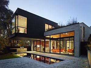 10 Fachadas de casas modernas residenciales (8)