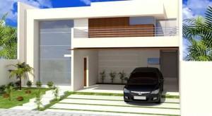 9 Fachadas de casas modernas y pequeñas (3)