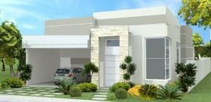 9 Fachadas de casas modernas y pequeñas (6)