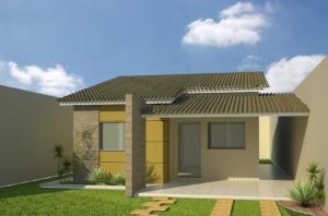 9 Fachadas de casas modernas y pequeñas (8)