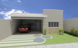 10 fachadas de casas modernas con jardineras (3)