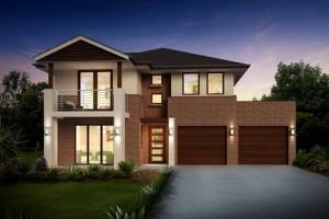 10 fachadas de casas modernas de dos plantas (1)