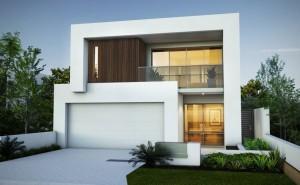10 fachadas de casas modernas de dos plantas (3)