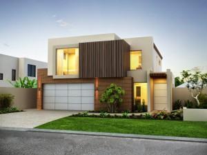 10 fachadas de casas modernas de dos plantas (5)