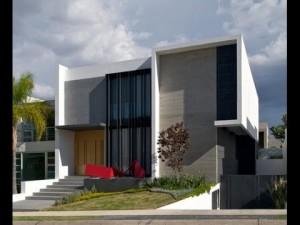 10 fachadas de casas modernas de dos plantas (7)
