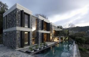10 fachadas de casas modernas con lajas (6)