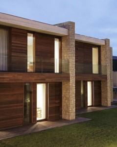 10 fachadas de casas modernas con lajas (7)