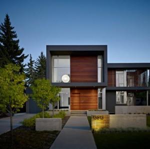 10 fachadas de grandes casas modernas (5)