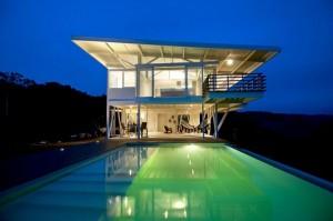 10 fachadas de grandes casas modernas (8)