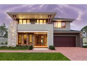 10 nuevas fachadas para diseños de casas modernas (8)