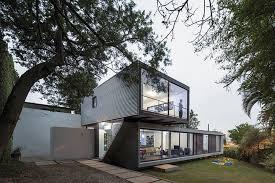 10 fachadas de casas modernas Brasil (2)
