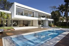 10 fachadas de casas modernas Brasil (3)