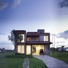 10 fachadas de casas modernas Brasil (6)