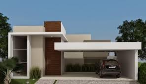 10 fachadas de casas modernas blancas (10)