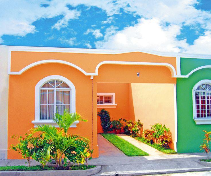 Fachadas de casas modernas ideas de fachadas planos - Molduras para fachadas ...