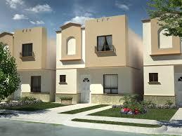 10 fachadas de casas modernas con molduras (4)