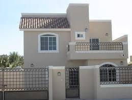 10 fachadas de casas modernas con molduras (5)