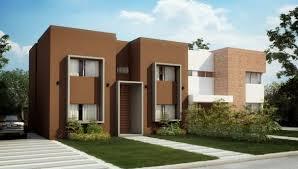 10 fachadas de casas modernas con molduras (6)