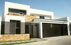 10 fachadas de casas modernas con rejas (4)