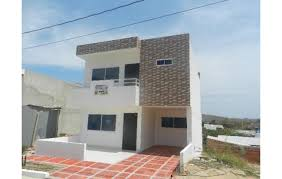 10 fachadas de casas modernas en barranquilla (1)