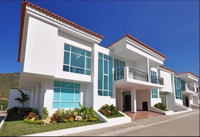 10 fachadas de casas modernas en barranquilla